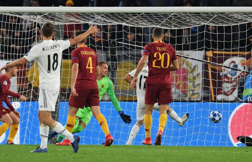 Roma-Real Madrid 0-2, i giallorossi spreconi vengono beffati (VIDEO)