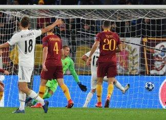 Roma Real Madrid