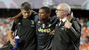 infortunio douglas costa juventus