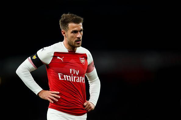 Arsenal, c'è l'Everton su Ramsey: 4 italiane alla finestra