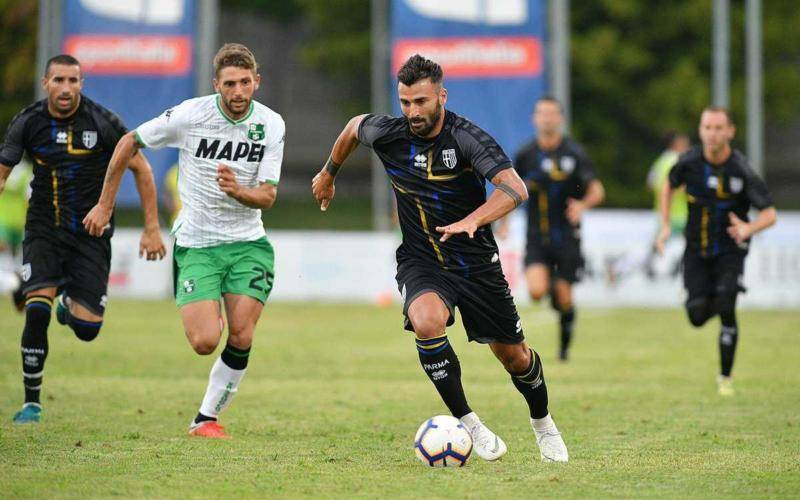 Parma Sassuolo in streaming: dove vederla, no a rojadirecta