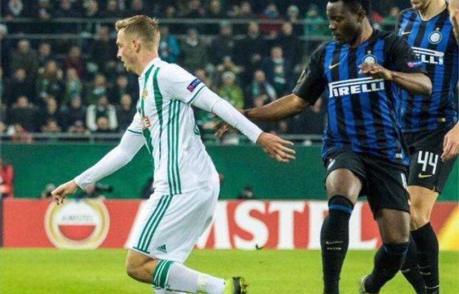 Inter Rapid Vienna, diretta e streaming: ecco dove vederla. No a Rojadirecta (VIDEO)