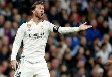 Sergio Ramos Real Madrid
