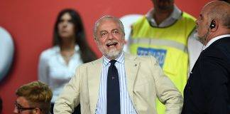 Champions League De Laurentiis
