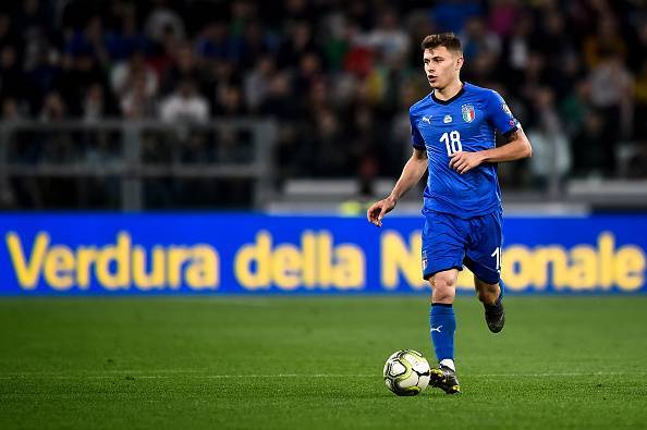 Inter: Barella, serve l'ok dalla Cina