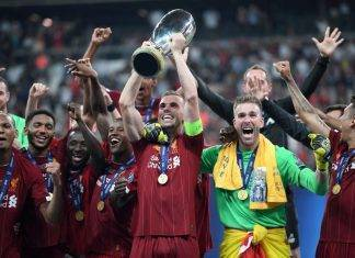 Liverpool Supercoppa
