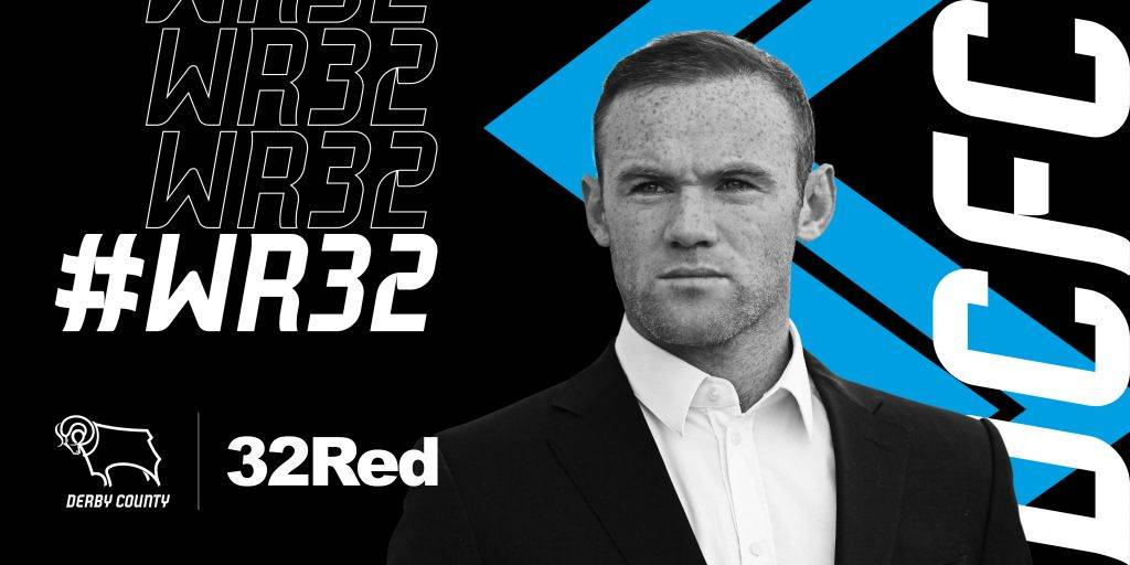 Derby County, arriva Rooney dal DC United (UFFICIALE)