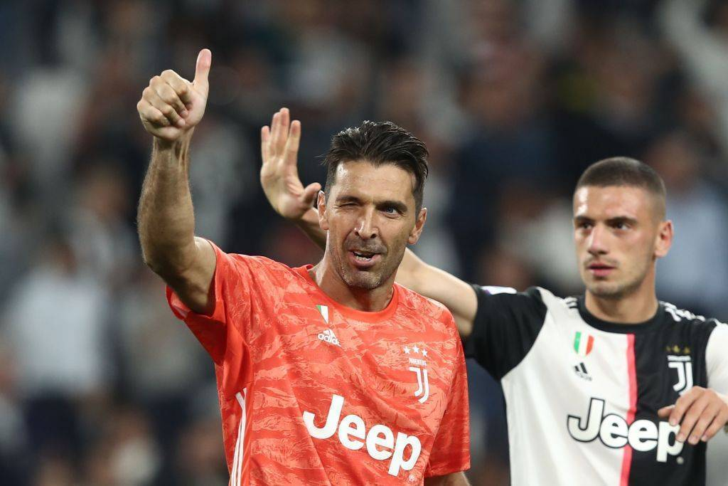 Ultime Juventus Buffon