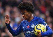 calciomercato juventus willian