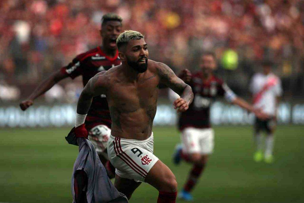 Copa Libertadores, Flamengo-River 2-1: doppietta di Gabigol – (VIDEO HIGHLIGHTS)