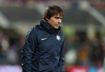 Ultime Inter Conte stampa