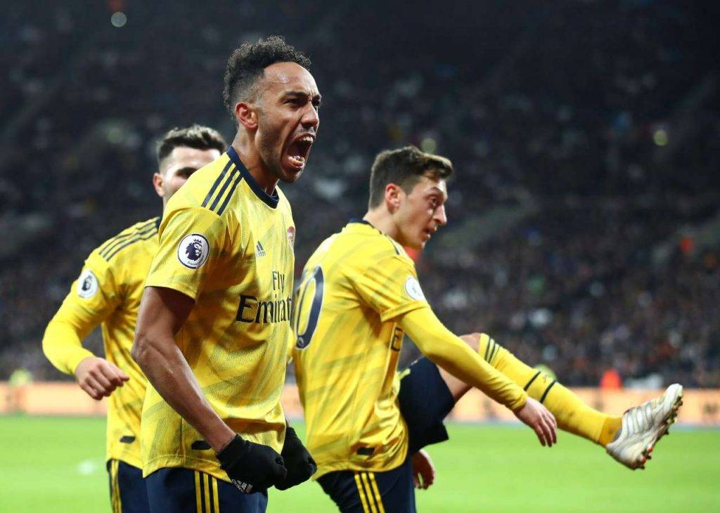 Calciomercato Inter, occasione Aubameyang: sarà addio all'Arsenal