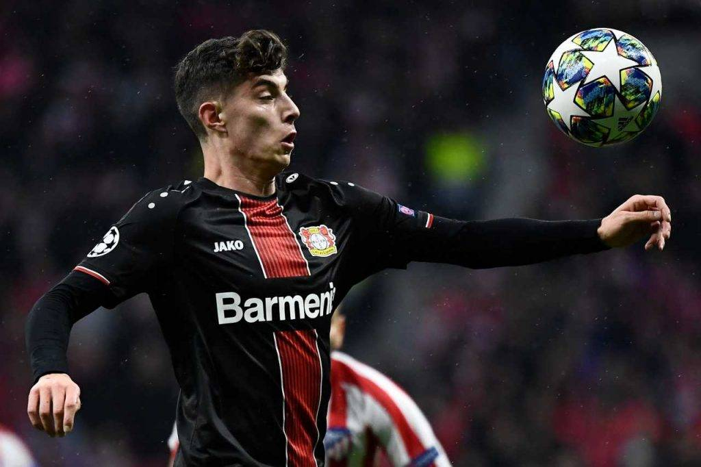 Calciomercato Inter: Havertz come Lautaro, le ultime