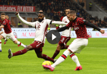 Coppa Italia Milan-Torino Highlights