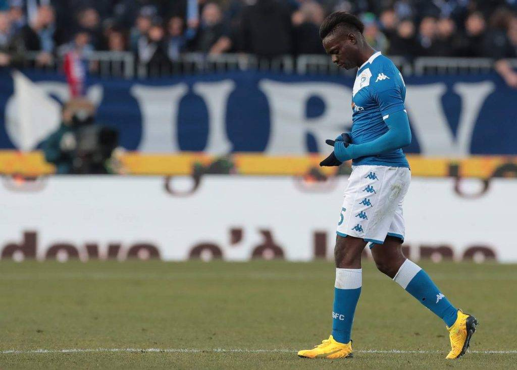 Calciomercato Brescia, Balotelli rescinde e va via: decisione di Cellino