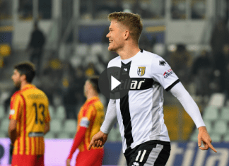 Parma Lecce Highlights