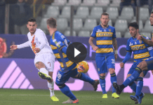 Parma-Roma Highlights