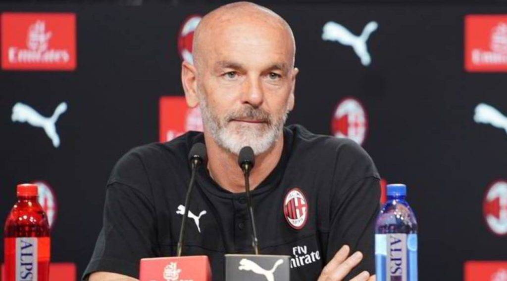 "Milan, Pioli in conferenza: ""Rio Ave di valore, serve giusta mentalità"""