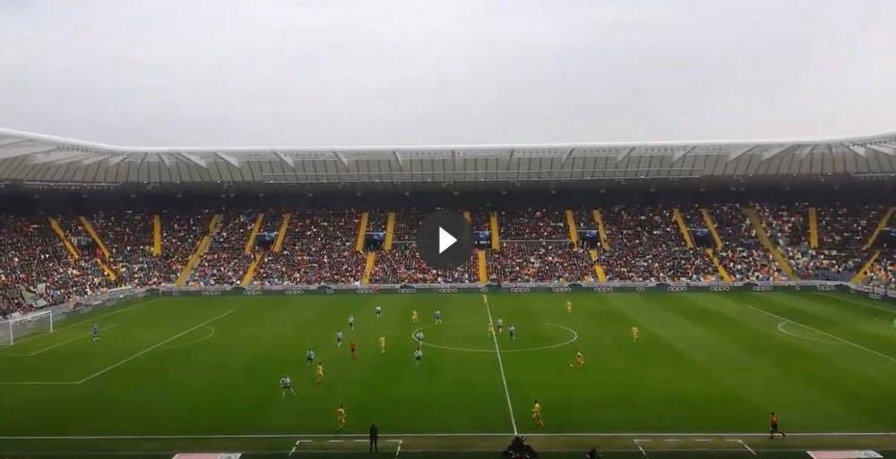Udinese-Verona: highlights, risultato, sintesi e gol – VIDEO