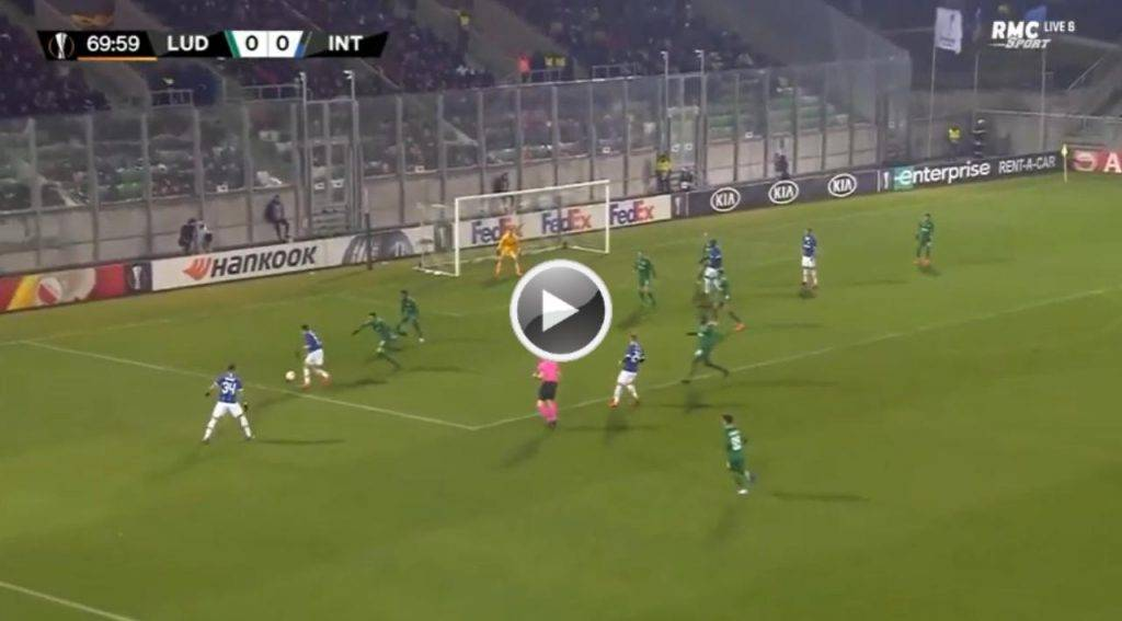 Ludogorets-Inter: highlights, risultato, sintesi e gol – VIDEO