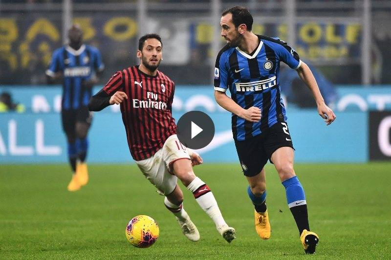 Inter-Milan: gol di De Vrij, torsione incredibile – VIDEO HIGHLIGHTS