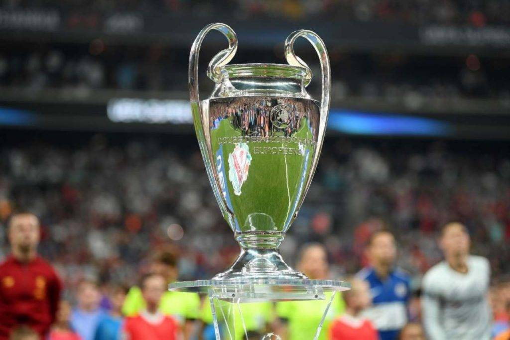 Champions League: ipotesi final four