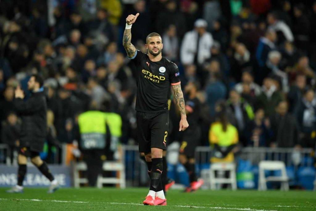 Man City, Walker nei guai: party hard durante la quarantena