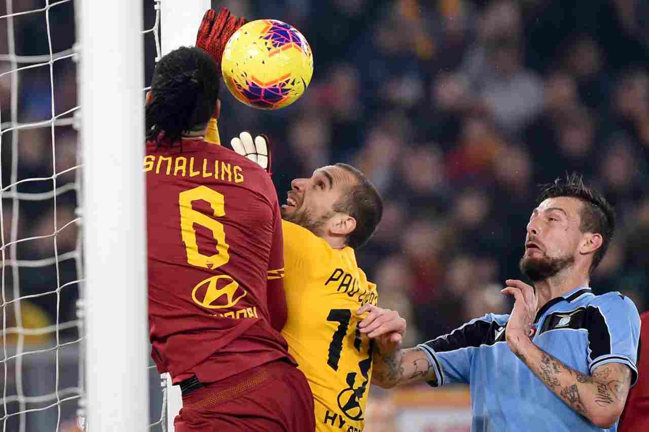 pau lopez papera derby