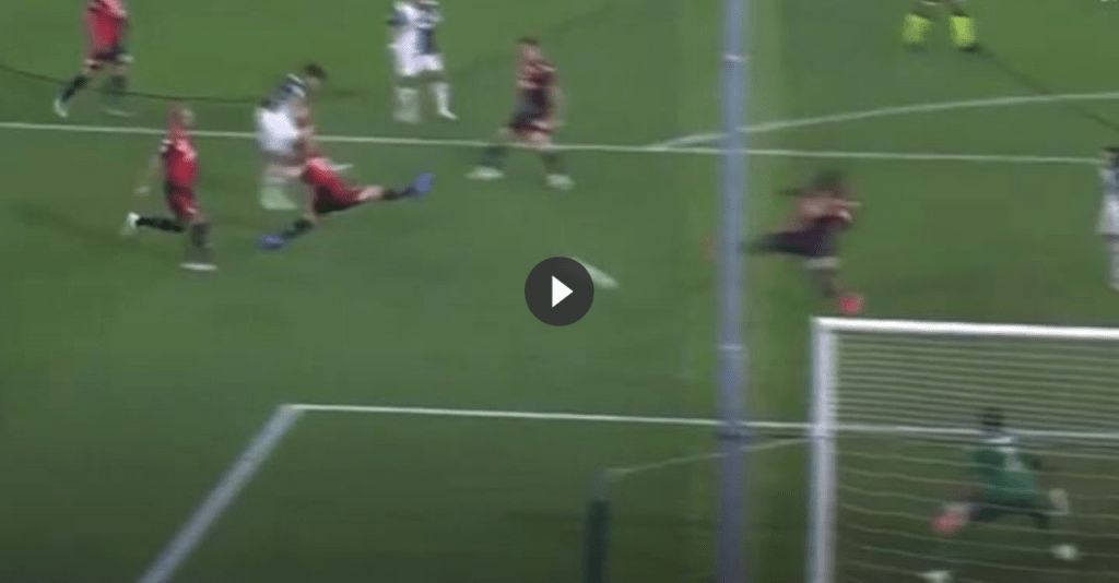 Genoa-Juventus 1-3: highlights, risultato, sintesi e gol – VIDEO