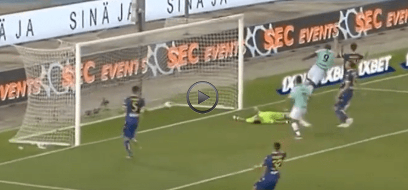 Hellas Verona-Inter 1-2: Candreva show, doppietta in 6 minuti – VIDEO