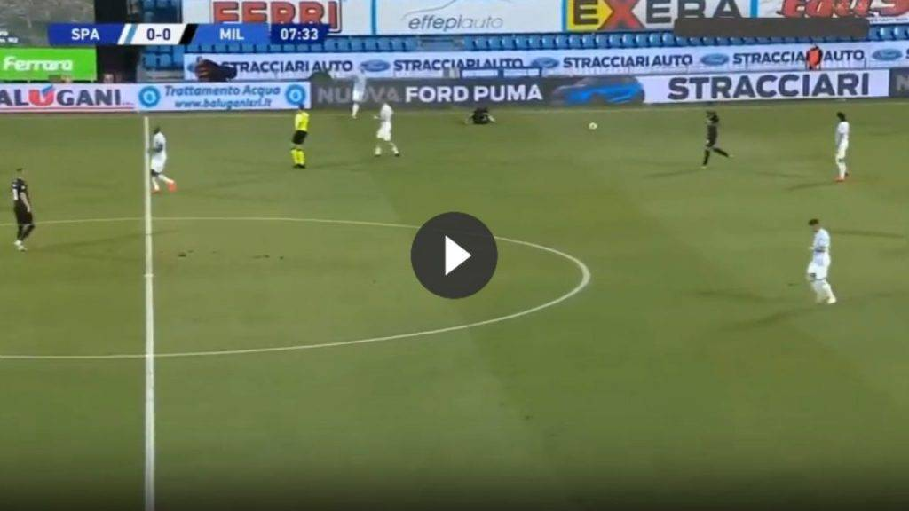 Spal-Milan 2-2: rimonta rossonera in extremis (VIDEO)