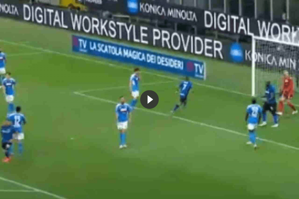 Inter-Napoli: gli highlights del match – VIDEO