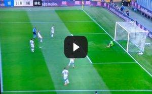 Inter-Brescia, gol di Ashley Young: è subito 1-0 (VIDEO HIGHLIGHTS)