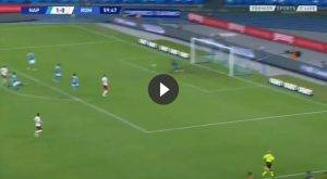 Napoli-Roma 2-1: gol ed emozioni al San Paolo (VIDEO HIGHLIGHTS)