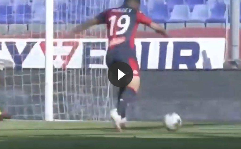 Genoa-Spal 2-0: gol capolavoro di Pandev e Schone (VIDEO HIGHLIGHTS)