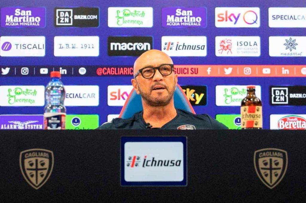 News Cagliari, Zenga spera in una lunga permanenza