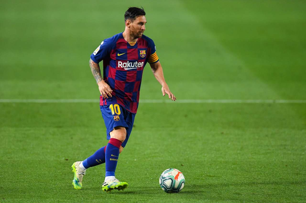 Messi all'Inter, ultime news