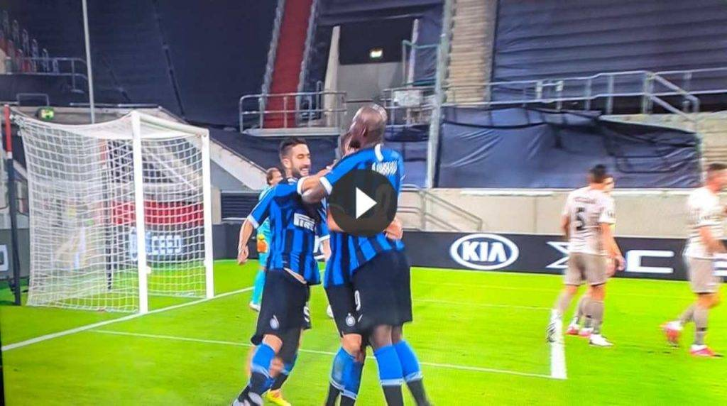 Inter-Shakhtar 2-0, raddoppiano i nerazzurri: D'Ambrosio vola (VIDEO HIGHLIGHTS)