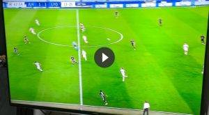 Juventus-Lione 2-1: bianconeri fuori, gli highlights del match (VIDEO)