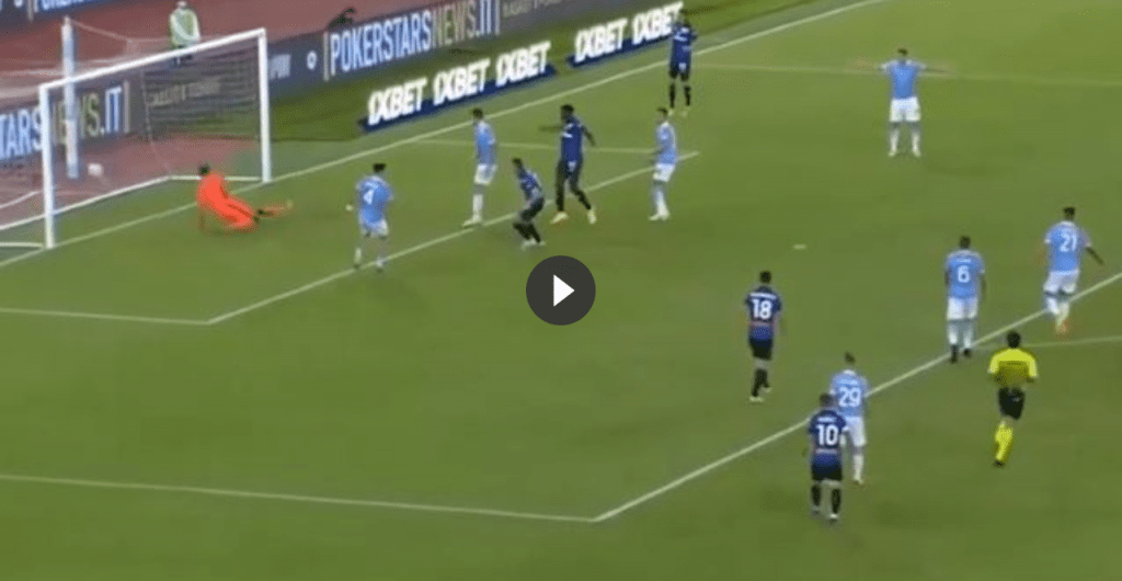 Lazio-Atalanta, tabellino & highlights: nerazzurri strepitosi – VIDEO