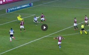 Torino-Atalanta, 1-2: Gomez e Muriel rispondono a Belotti (VIDEO HIGHLIGHTS)