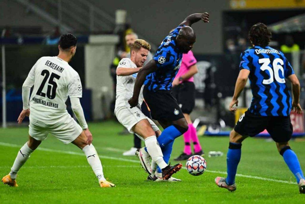Inter-Borussia 2-2: risultato, sintesi, tabellino e highlights