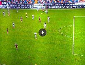 Udinese-Roma, il primo gol di Pedro in Serie A è una perla (VIDEO HIGHLIGHTS)